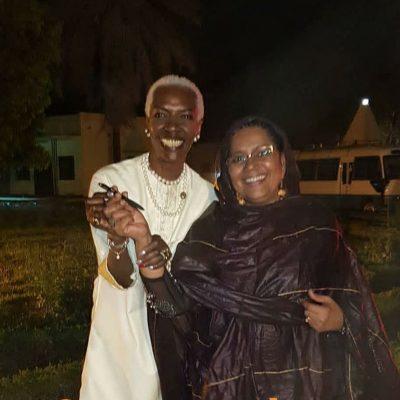Celebrity Marketing Princesse Esther Kamatari et la Ministre du Tourisme au Mali pour une campagne de sensibilisation sur la scolarisation des filles en Afrique